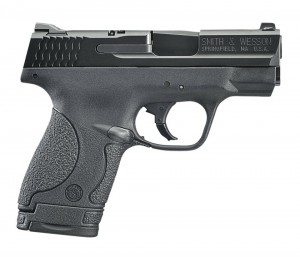 Smith and Wesson MP shield